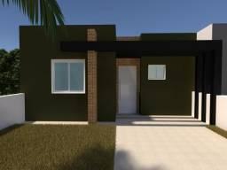 Casa de 2 dorm. - 55m² - Zona Nobre do Laranjal - Financiável pelo programa MCMV