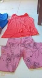 Sacola de roupas