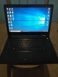 Troco por PC ou vendo Notebook positivo I3 4 geração 8gb de ram leia a descrição