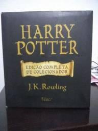 Box de colecionador Harry Potter
