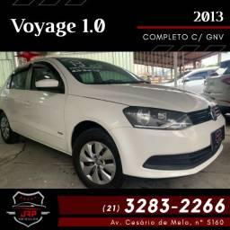 Novo Voyage 1.0 Completo c/ GNV