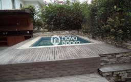 Casa à venda com 5 dormitórios em Leblon, Rio de janeiro cod:IP5CS44581