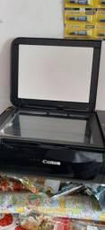 Impressora Carmo Wi-Fi MP 495 colorida
