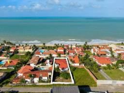 Casa de praia com 280 m² e 900m² de terreno por R$ 900.000 - Cotovelo - Parnamirim/RN