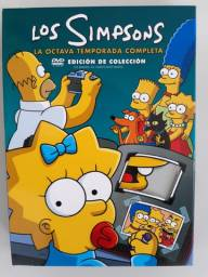 Box DVD Simpsons - 8ª Temporada
