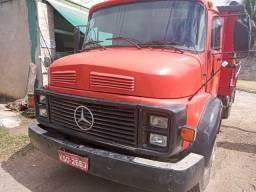 Caminhão truck 1113 aceito trocas