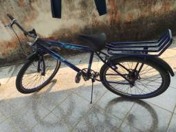 Bicicleta e cama