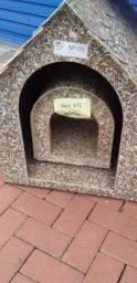 Casinhas recicláveis para pet