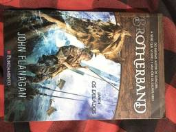 Livro brotherband volume 1