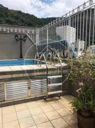 Apartamento à venda com 2 dormitórios em Copacabana, Rio de janeiro cod:875138