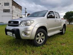 Hilux SRV 2010 4 X 4 3.0 Diesel C.D nova - 2010