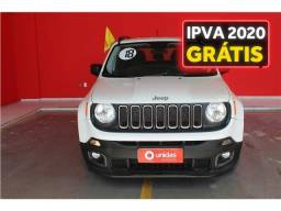 Jeep Renegade 1.8 16v flex sport 4p automático - 2018
