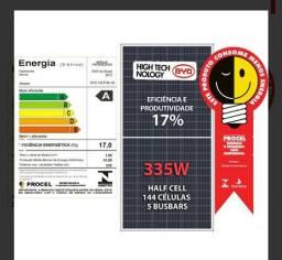Painel solar Byd Novo R$400 avista