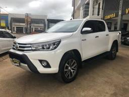 Toyota - Hilux SRX 4x4 - AUT - 2018