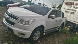 S-10 LT 4x2 CD flex super equipada e inteira - 2013