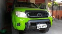 Toyota Hilux CD 4x4 2010/2010 Diesel manual - 2010