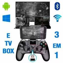 Controle Joystick Ipega 9076 Celular Pc Ps3