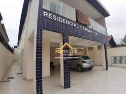 Casa com 2 dormitórios à venda, 49 m² por R$ 152.000 - Parque das Américas - Praia Grande/