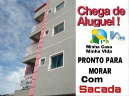 EF/Ótimo apartamentos wm Fazendinha com 2 quartos