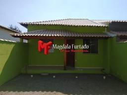 Cód.:ELI2118 Casa nova, 2 quartos, sendo 1 suíte. Em Unamar Cabo Frio