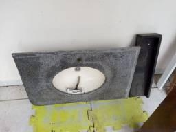 Balcão para banheiro