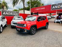 Jeep Renegade manual