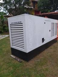 Gerador de energia 205 kva
