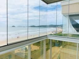 Apartamento Frente Mar em Palmas - Governador Celso Ramos/SC