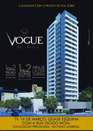 Últimas 3 Unidades - Vogue - A melhor opção de investimento no Umarizal - 2 quartos