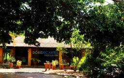 Charmosa Casa de Campo - Pronta pra morar