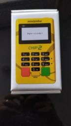 Máquina Cartão Minizinha Chip 2 PagSeguro
