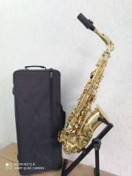Sax alto vogga usado revisado completo