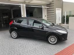 New Fiesta titanium plus automático