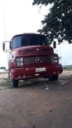 Mercedes 2213 ano 86 com motor e caixa 1620/366   6 marchas