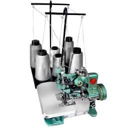 Máquina Overlock / Overloque 6 Fios Com Motor 110v