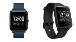 Relógio Xiaomi Amazfit Bip S Lite A1823 - Preto