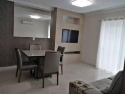 Apartamento diferenciado, todo mobiliado e decorado no Perequê - Cód. 67A