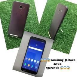 Título do anúncio: Samsung J6  32GB