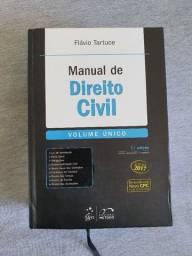 Título do anúncio: Manual de Direito Civil (Volume Único) - Flávio Tartuce