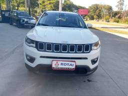 Jeep Compass Longitude 2018 + Som Beats