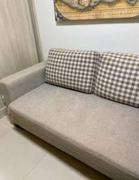 Título do anúncio: Sofá-cama casal (2 lugares)