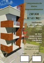 Apartamento com 2 dormitórios à venda, 71 m² por R$ 260.000,00 - Costa Azul - Rio das Ostr
