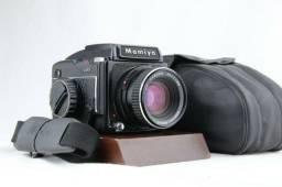Título do anúncio: Mamiya M645 1000s Medium Format Camera & 55mm F2.8 Lens