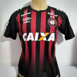 Camisa Athletico PR sul-americana