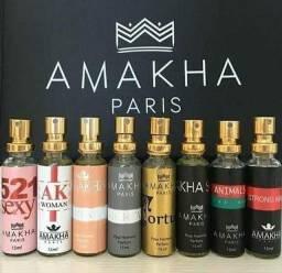Perfumes Amaka Paris - fragrâncias importadas