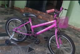 Título do anúncio: Bike aro 20 infantil