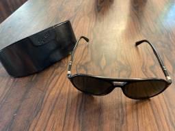 Óculos de sol Persol Lente Polarizado Preto