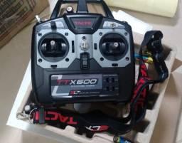 Título do anúncio: Rádio Tactic TTX600 Com Receptor