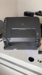 Impressora Cânon com defeito