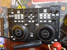 Mesa de Mixagem DJ HERCULES (PRA VENDER RÁPIDO)